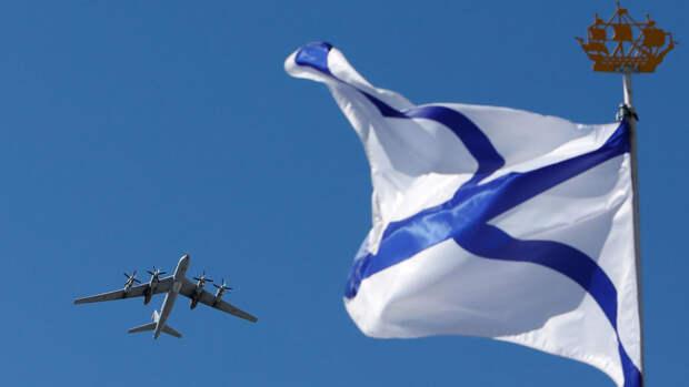 Российский флот могут усилить тремя авианосцами