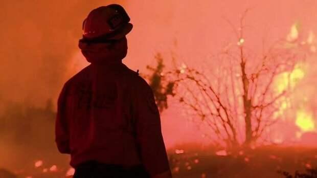 Пожары в Калифорнии: огненная катастрофа на западе США