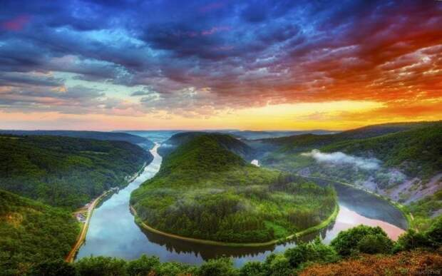 10 самых длинных рек в мире — могучие и бескрайние