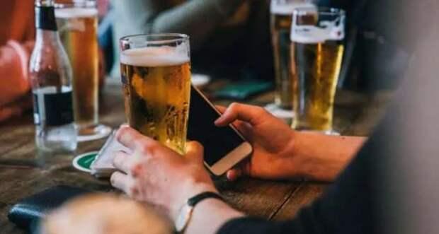 Смартфоны смогут определять, трезв ли их хозяин