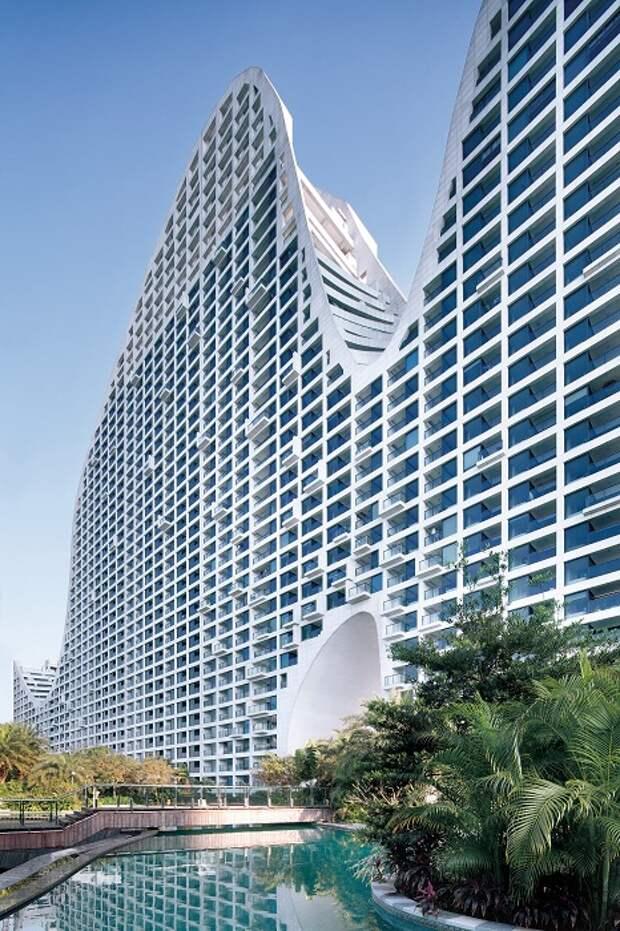 Архитекторский проект пекинской фирмы MAD.