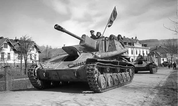 «Братская могила» - почему красноармейцы так прозвали СУ-76