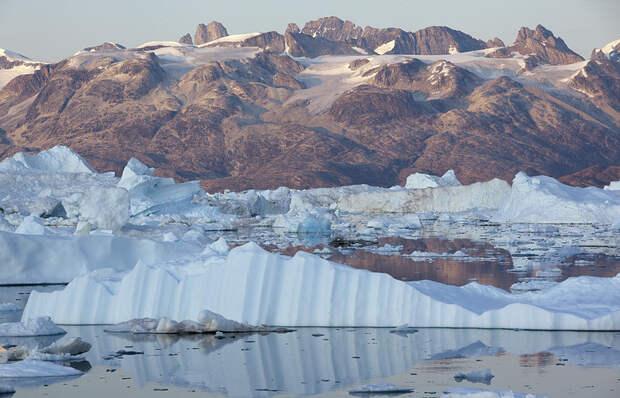 Глобальное потепление уничтожило острова в Северном Ледовитом океане