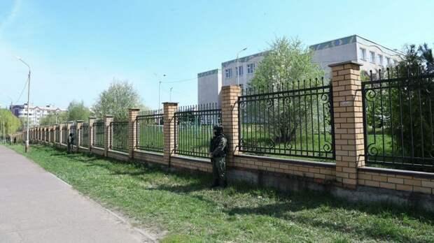 Кузнецова: стрелявший в казанской школе установил в раздевалке бомбу
