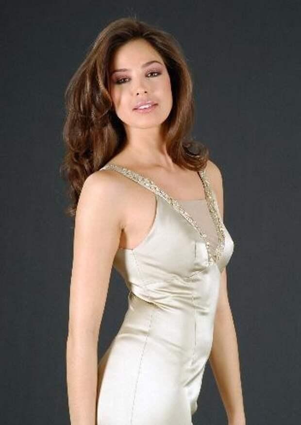 турчанка Азра Акин Мисс мира 2002 Фото / Azra Akın (Turkey) Miss World 2002 Photo