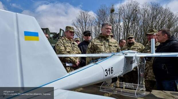 Деградация ВПК Украины: Киев признал проигрыш в конкуренции с Россией