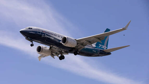 Европа разрешила полеты Boeing 737 MAX