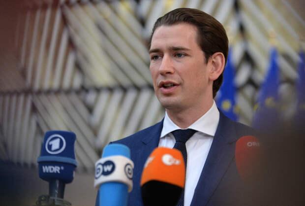 "Канцлер Австрии анонсировал закупку 1 млн доз вакцин"" Спутник V"""