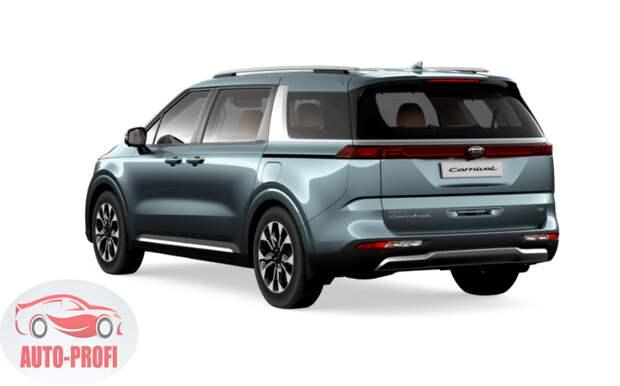Два новых автомобиля от KIA в России. Продажи стартовали в марте 2021