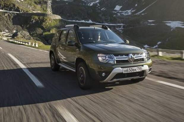 Российские Renault поехали во Вьетнам