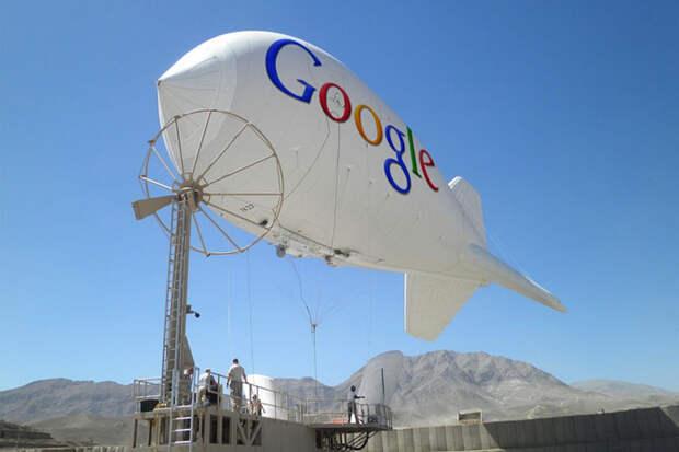 7 сногсшибательных проектов Google