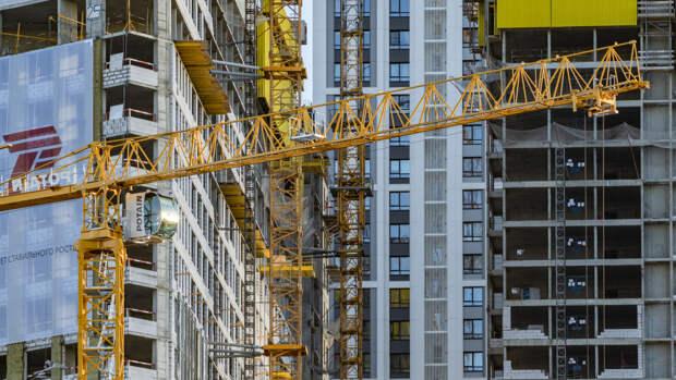 Предложение на рынке новостроек Москвы сократилось до минимума 2015 года