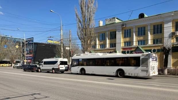 В ДТП с автобусом и маршруткой в Волгограде пострадали три женщины