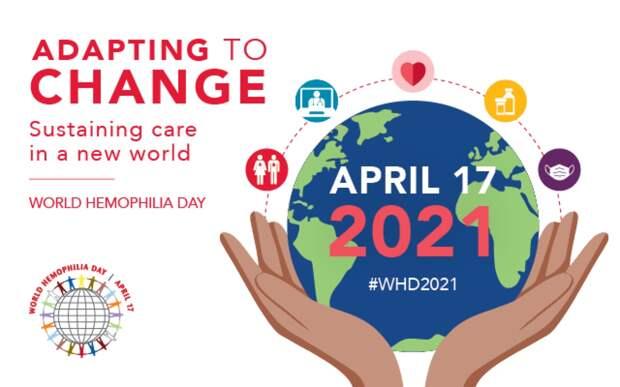 Всемирный день гемофилии 2021: история, особенности в условиях COVID-19