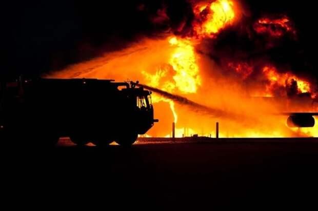 В России в 2021 году участились случаи гибели детей на пожарах