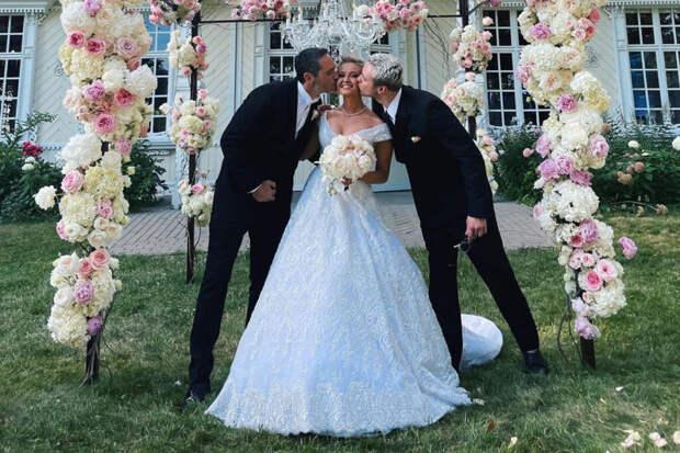 Егор Крид взволновал поклонников свадебными снимками