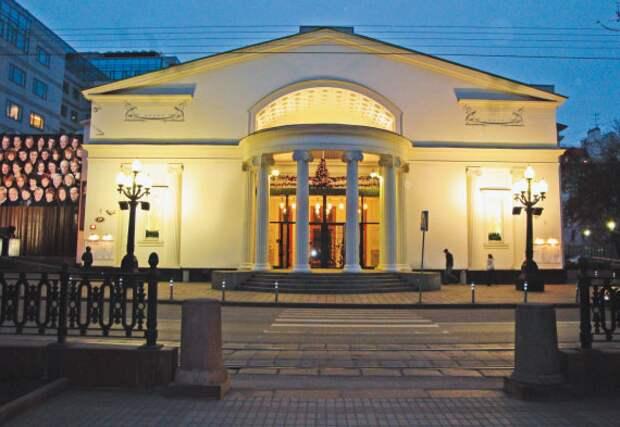 Русский театр возглавил либерало-бандеровец...