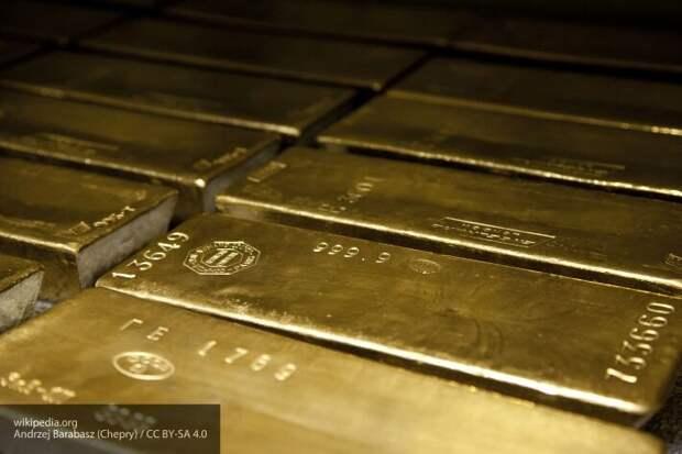 Россия сыграла на упреждение, сделав ставку на золото