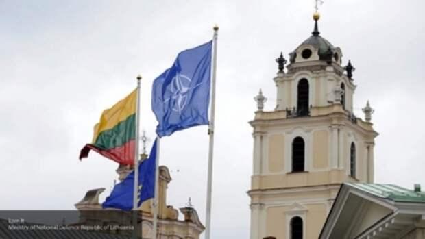 СМИ: Литва намерена построить забор на границе с Калининградом