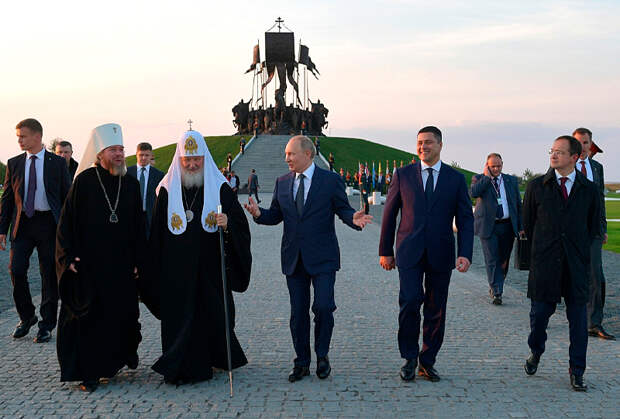 Объединительный центр земли русской: Истинный подвиг Александра Невского