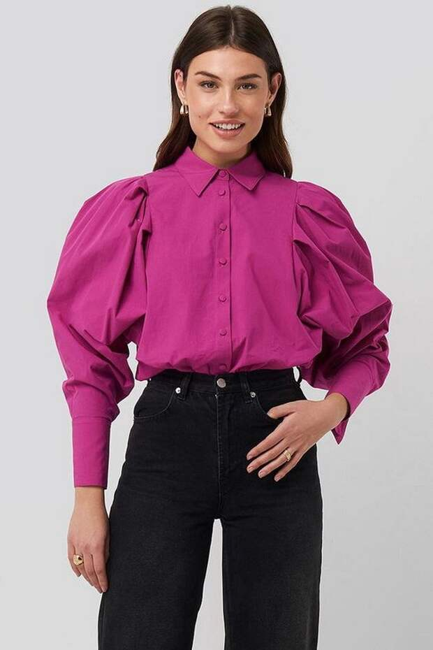 Женские рубашки — подбираем фасон под любой выход