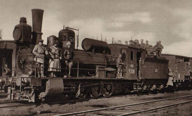 Поезд-призрак: последний маршрут поезда Колчака