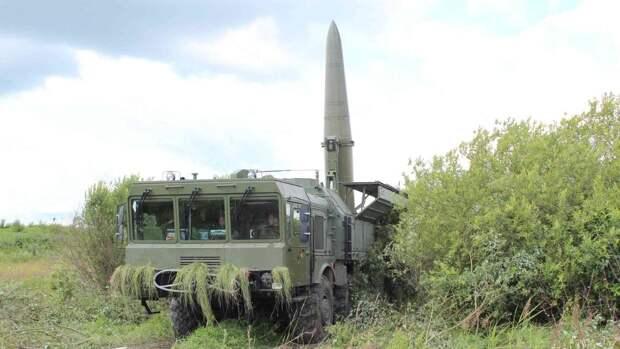 «Искандер» успешно ликвидировал цель во время стрельб у зарубежного заказчика