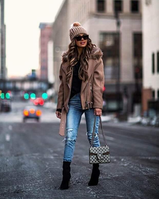 Почему нельзя носить колготки под джинсами