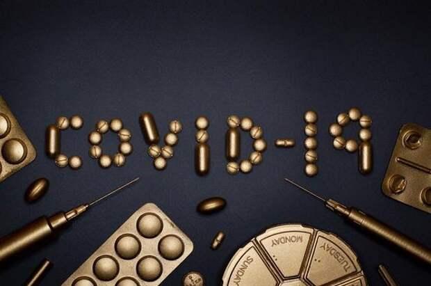 В России за сутки диагностировано 7 770 новых случаев заражения коронавирусом