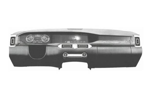 Лимузину «Кортеж» нарисовали «табло»