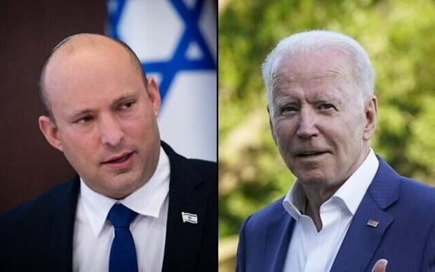 Чего боится Израиль после ухода США из Афганистана