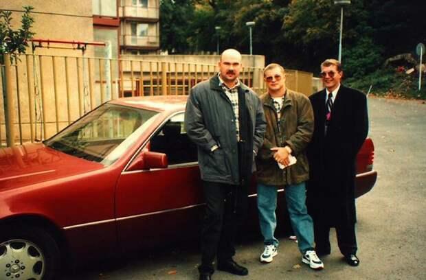 Таксисты и трактористы. Где работали лидеры ОПГ 90-х до начала криминальной деятельности