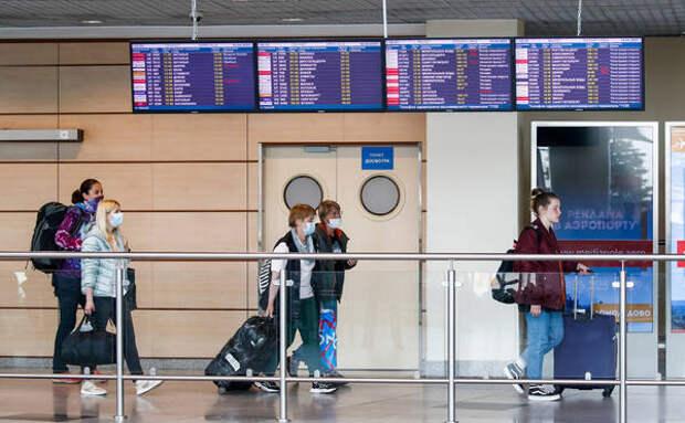 Ростуризм предложит вывозить россиян из Турции за 10 тысяч