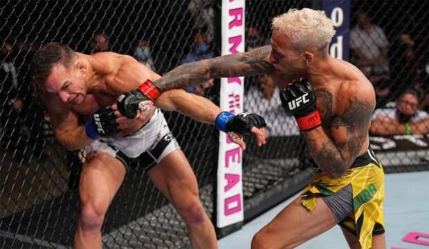 Чарльз Оливейра: Я показал, что являюсь лучшим бойцом в мире