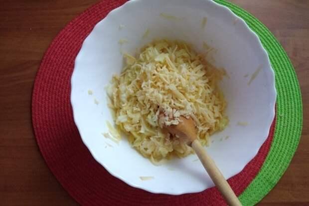 Рёшти  #накормишкольника: фото шаг 4