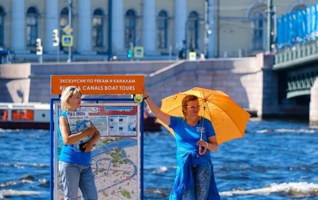 Жара продолжится: какой погоды ожидать в Петербурге в ближайшую неделю