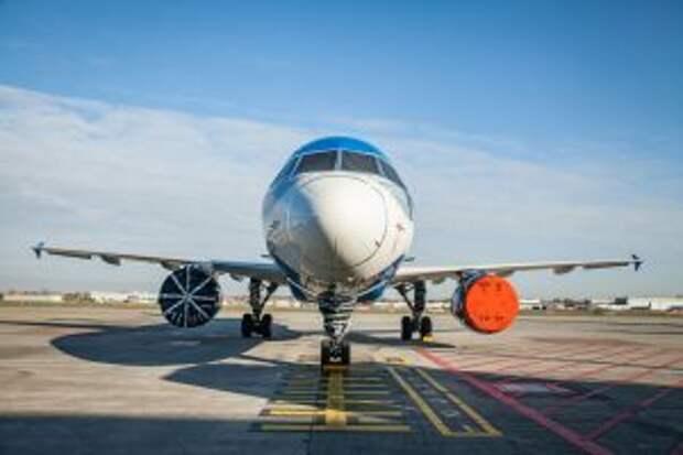 Консервация самолётов из-за коронавируса
