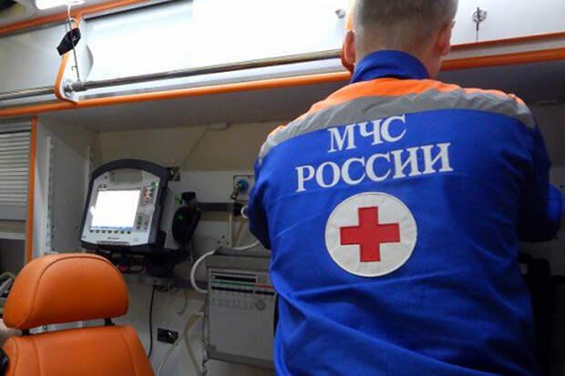 Один человек пострадал при взрыве в Екатеринбурге