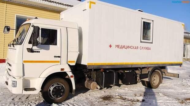 Жителей Назаровского района просят не игнорировать мобильный флюорограф