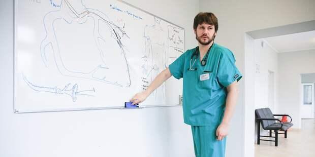 Для москвичей с 26 по 31 августа врачи организуют лекции по профилактике заболеваний
