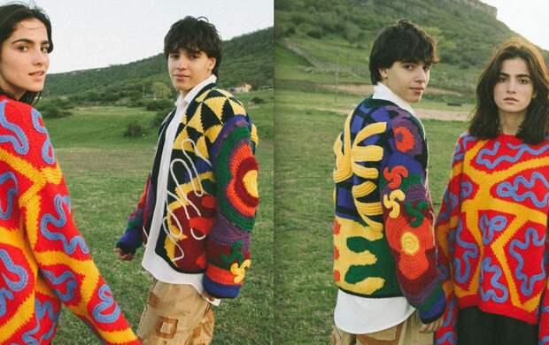 Аутентичный Дагестанский бренд: что такое кайтагская вышивка и почему акцент делается на ярких цветах