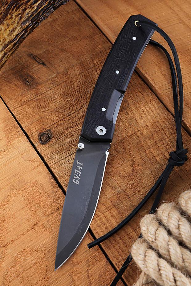 Булатные ножи: в чем секрет их долголетия?