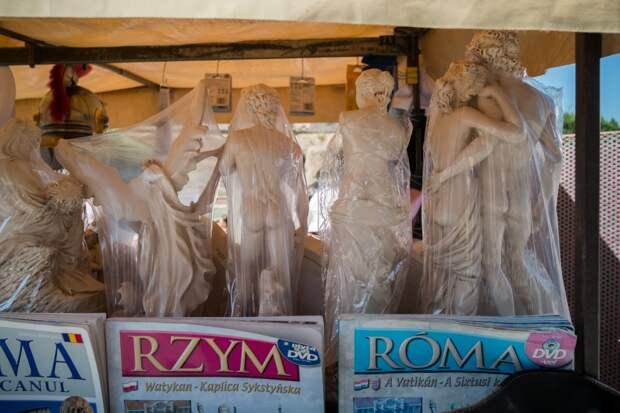 Куда смотрит Статуя Свободы: окрестности глазами достопримечательностей