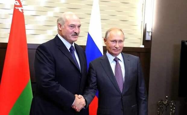 В новой белорусской Конституции может быть прописан союз с Россией
