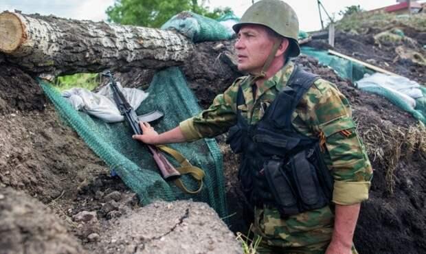 Ополченцы отбили четыре атаки украинских силовиков под Мариуполем