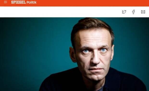 «Всё для клиента»: первое интервью Навального Spiegel перевёл нарусский
