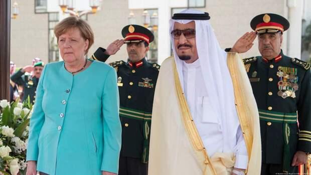 Раболепство Вероники Скворцовой в Саудовской Аравии