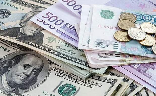 Минфин начал размен долларов и фунтов стерлингов на юани и евро