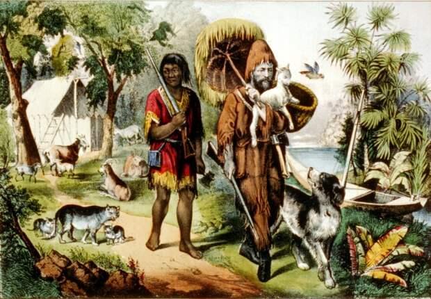 Робинзон-работорговец, голодающие британские дети и разбавленный «Новичок»