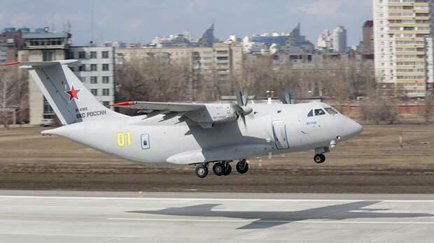 Транспортный самолет Ил-112 впервые за два года поднялся в небо